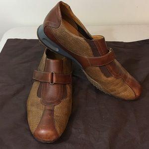 Come Haan Sneakers, Brown, NWOT sz 10.5